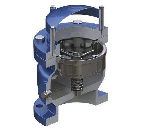Teleflo Vacuum Breaker Valve Size 300 Nb Rs 21000