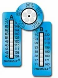 Temperature Indicating Stickers (TEMPIL/THERMAX)