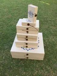Cardboard Gift Box