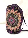 Indian Mandala Backpack Bag