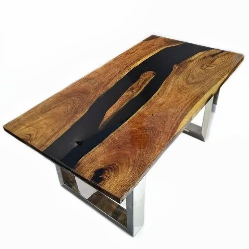 newest collection cabcc 886c5 Epoxy Resin Dining Table