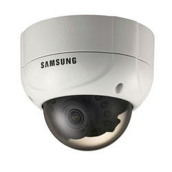 High Resolution IR LED Vandal Resistant Dome Camera