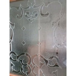 Plain 5X3 Feet Window Glass, Thickness: 10-30mm