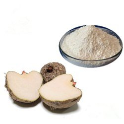 Konjac Extract Powder Glucomannan Powder