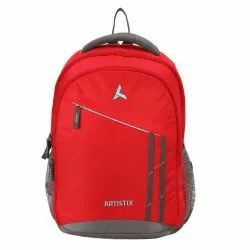 ARTISTIX Casual Backpack (Tropos 1.0 Red 18 Inch)