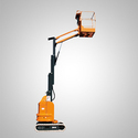 Mast Boom Lift(Wheel/Crawler Mounted)