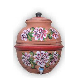 Earthen Water Pot (18 Liter )