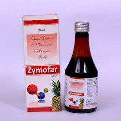 Fungal Diastase B Complex Pepsin Syrup
