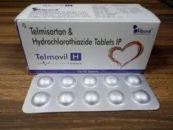 Telmisartan 40mg Hydrochlorothiazide 12.5 mg(ALU ALU)