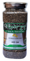 Nutryy Chia Seeds 400 Gm For Weight Loss, Packaging Type: Pet Jar