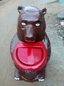Deer FRP Dustbin