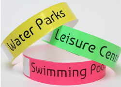 Waterparks Wrist Bands