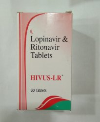 Hivus LR Lopinavir & Ritonavir