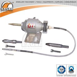 Polishing Motor With Grinder And Flexible Attachment, 0.25 To 1 HP