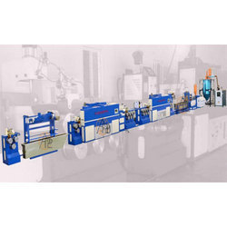 Pet Strap Making Machine
