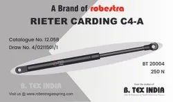 GAS SPRING FOR RIETER CARDING