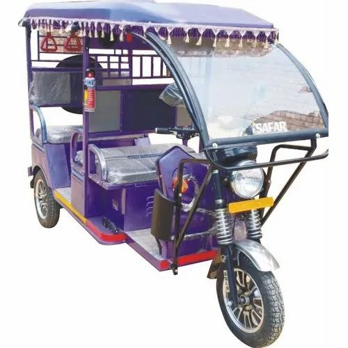 ESAFAR lite battery operated rickshaw