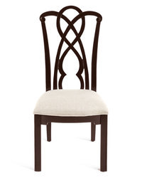 Wooden Back Side Chair, Dining Chair, Wooden Furniture