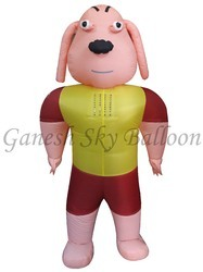 Dog Character Inflatble