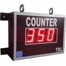 Preset Counter Display