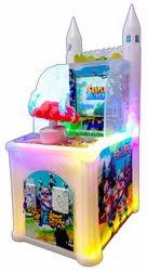 Water Shooting Arcade Game Machine Animal Attack
