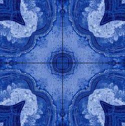 Blue Flooring Tiles