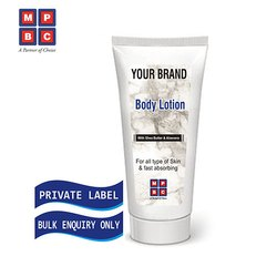 OEM or Private Label Fast Absorbing Body Lotion