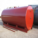 High Finish Storage Tank