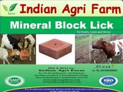 Mineral Lick Blocks for Goat and Cattle Packaging Size: 2 kg