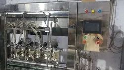 Automatic 20 Liter Oil Filling Machine