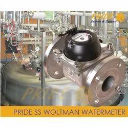 Ss Mechanical Water Meter