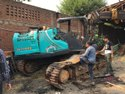 Used Spare Parts Of Excavator Kobelco SK-210