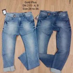 Dfourteen Plain Men's Jeans