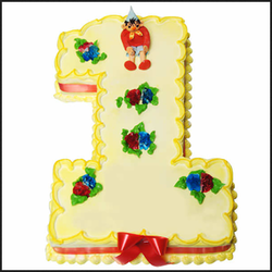First Birthday Cake Bakery Confectionery Products