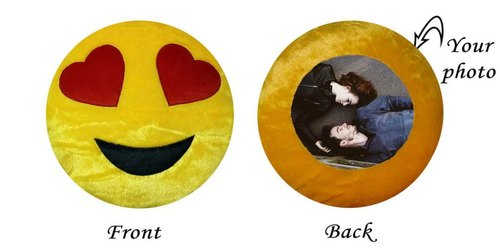 Smiley Sublimation Cushion at Rs 180/piece | Sublimation Cushion ...