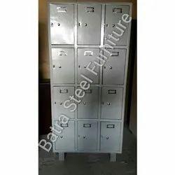 12 Compartment Storage Locker
