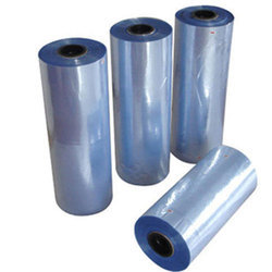 Transparent PVC Shrink Film, Packaging Type: Roll