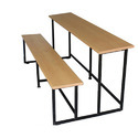 3 Seater School Benches