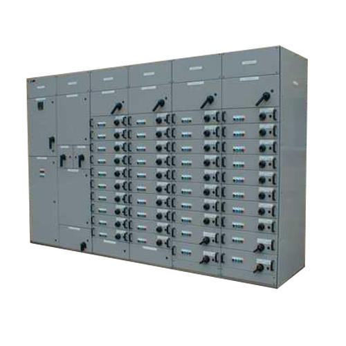 MCB And MCC Panel - MCC Control Panel Manufacturer from ...