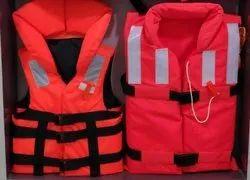 MMD / IRS type Overhead Life Jacket