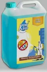 KemiKleen Hypo Clean, Grade: High Quality - 1st Grade, Packaging Size: 5ltr, 50ltr