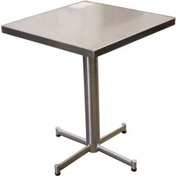 Metal Restaurant Table