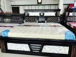 Wooden Designer Bed