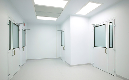 Modular Clean Room Wall Partitions Airtech Systems India