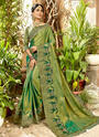 Party Wear Designer Art Silk Sarees