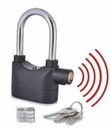 Home Stainless Steel Siren Lock, Stainless Steel, for Security
