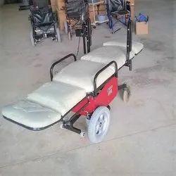 Motorized Deluxe Bed Wheelchair