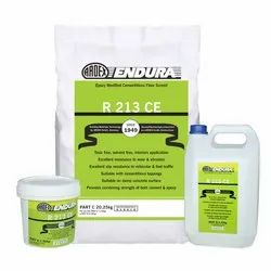 R 213 CE Moisture Tolerant Epoxy Modified Cementitious Self Smoothing Floor Screed