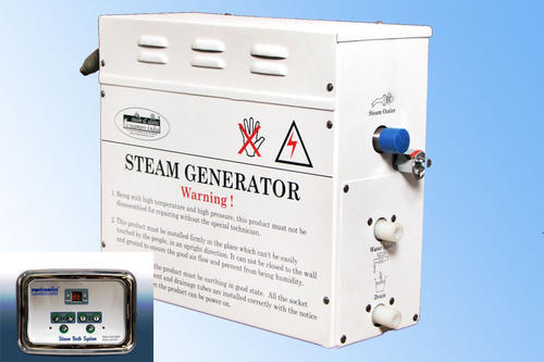 Steam Bath Generator Domestic System Model F-65G