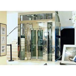 Machine Room Less (MRL Elevator)